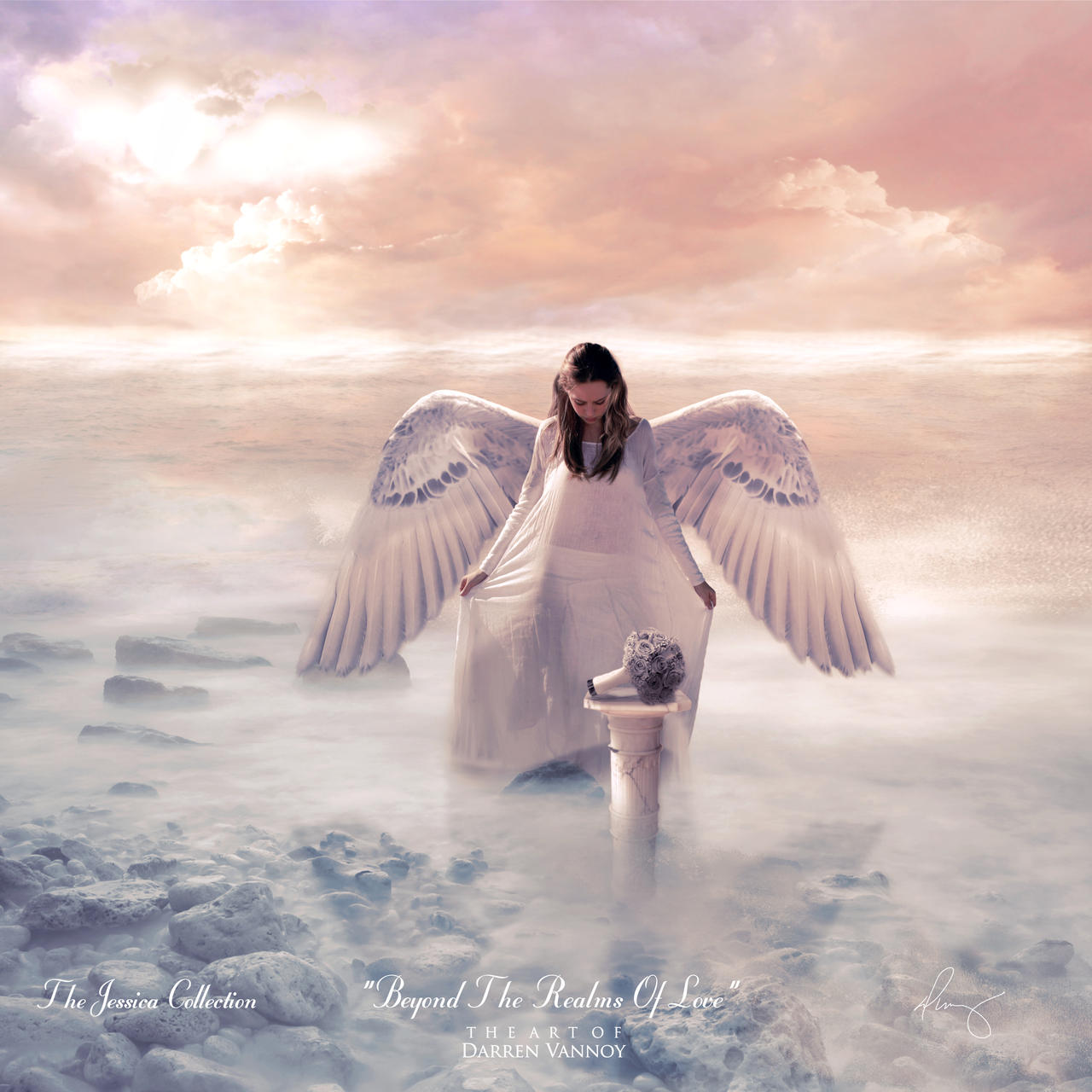 The Jessica Collection - Beyond The Realms Of Love
