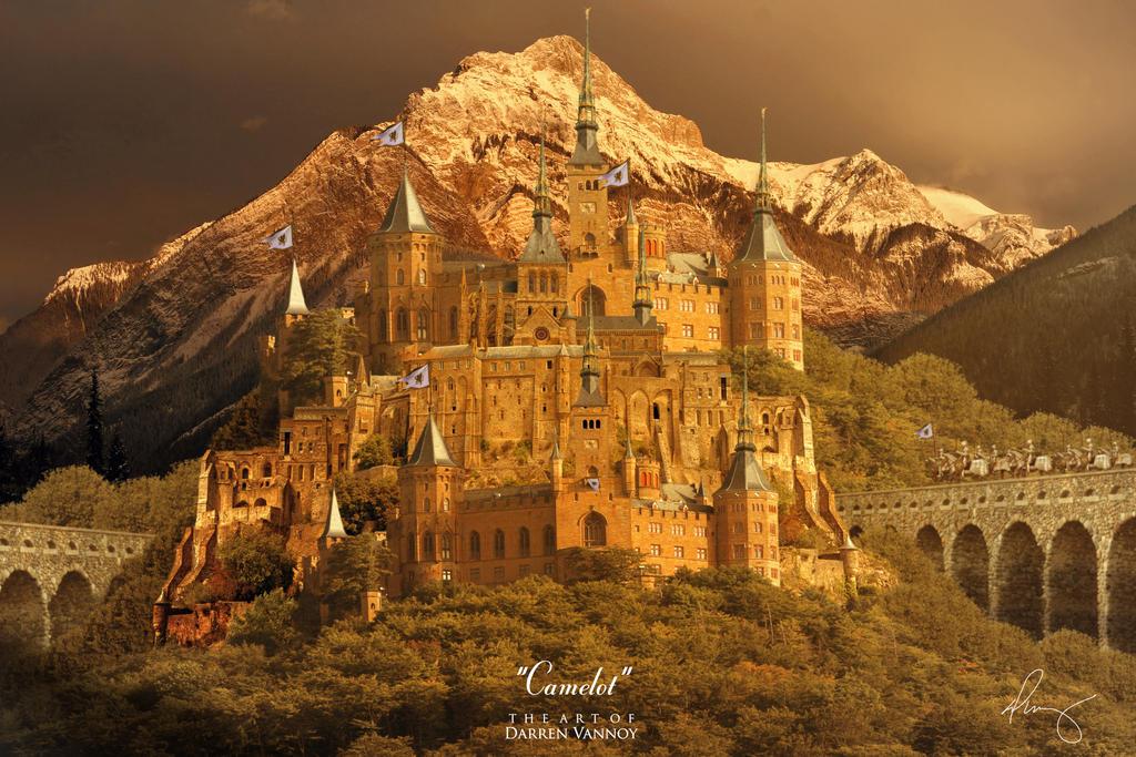 Camelot by theartofdarrenvannoy