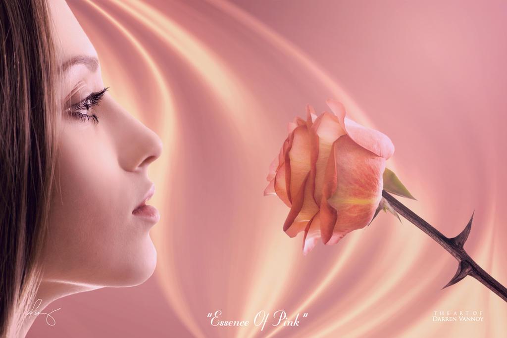 Essence Of Pink by theartofdarrenvannoy