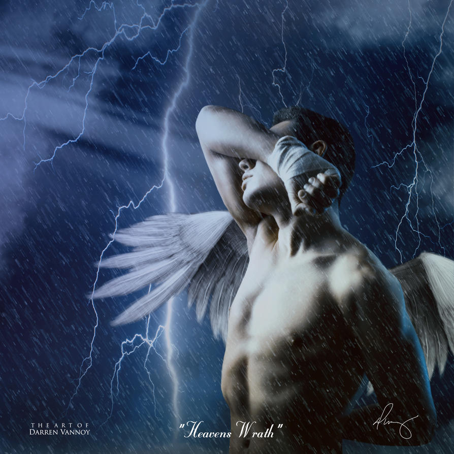 Heavens Wrath by theartofdarrenvannoy