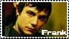 Frank Iero stamp by Keiko-Koga