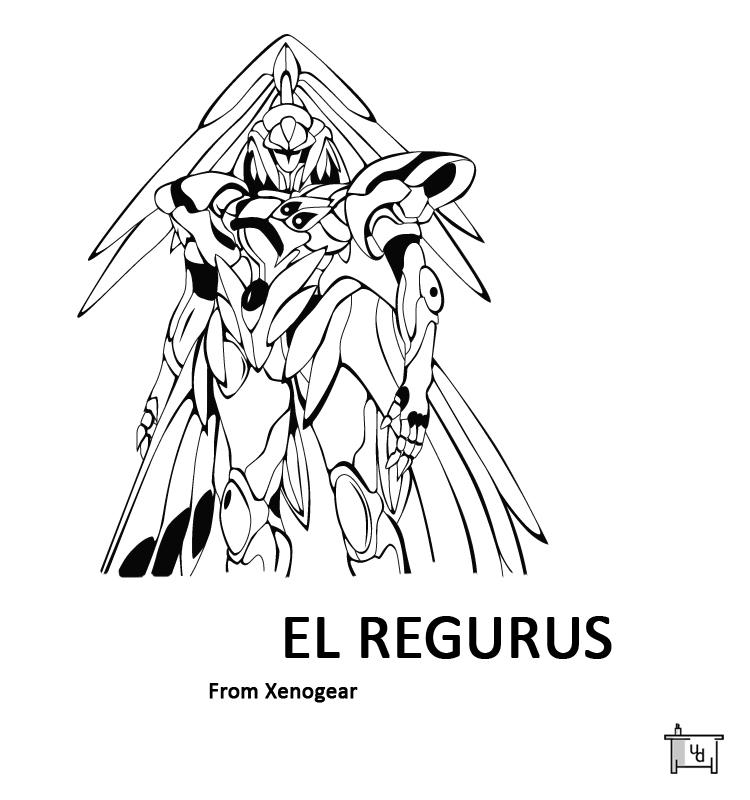 El Regurus by onlineujo