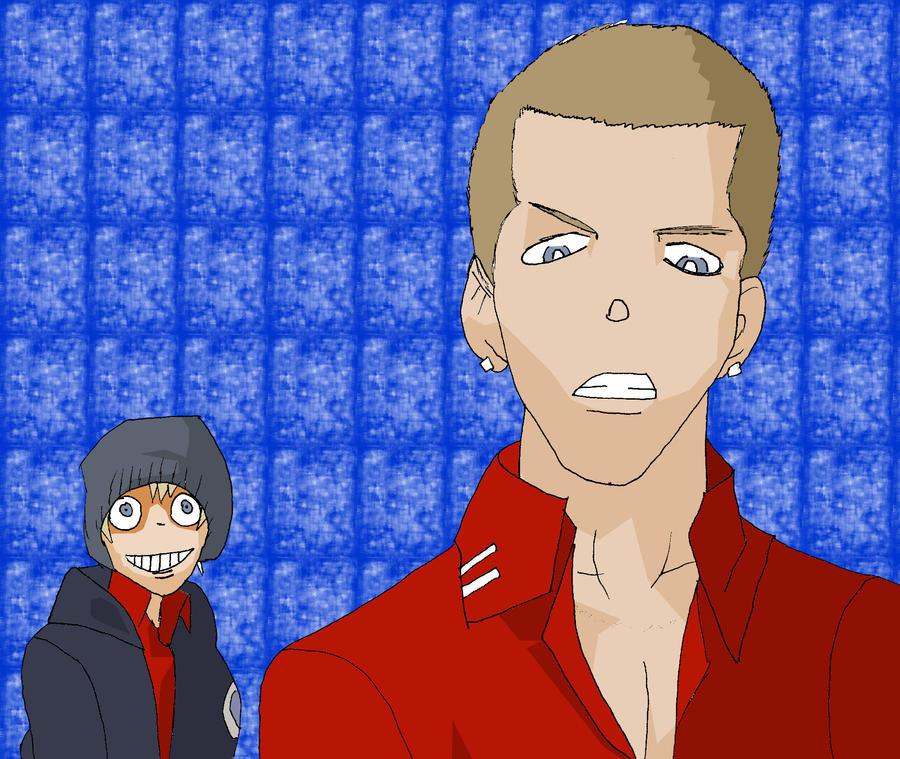 Liz and Patty gender bender by sliverwolf018