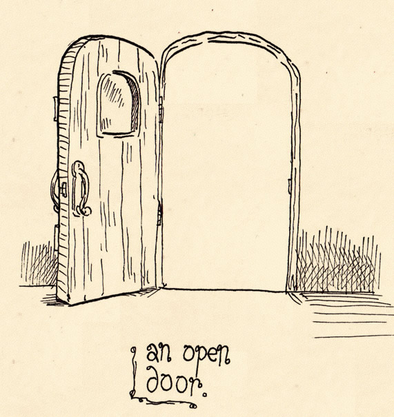 Open Closet Door Drawing open closet door drawing - magiel