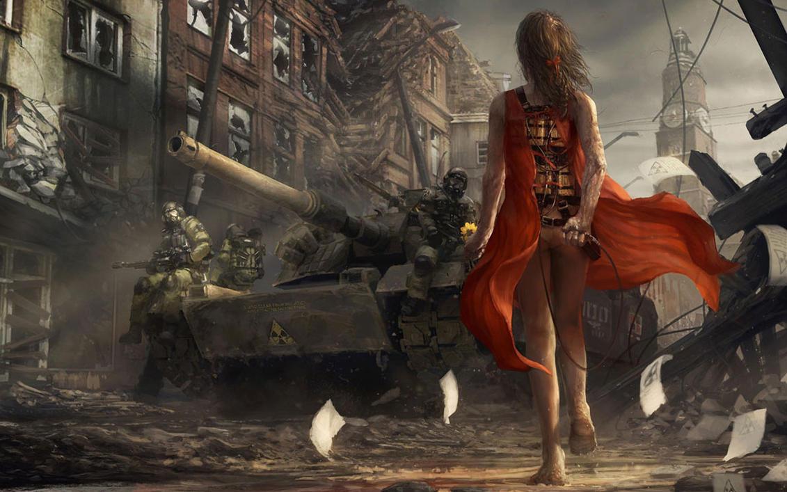 Apocalypse by HellJumperGrif