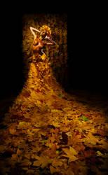Gold Autumn by serg-vostrikov
