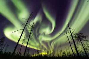 northern lights by markotapio