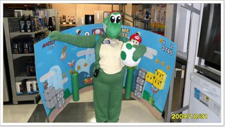 Yoshi Costume Final