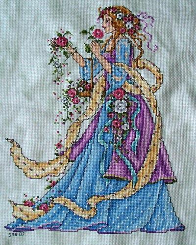 Renaissance Lady by AngelSan1