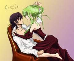 Code Geass: end of the day by GeminiGiltenkreuz