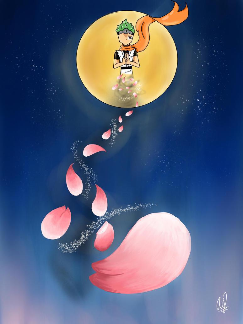 Genji by JustUsWaffles