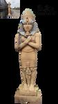 Mummy Tomb Statue