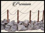 Rope fence png