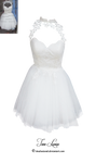 White dress by TinaLouiseUk