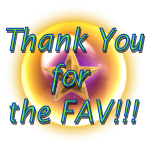 Thank You For The Fav 6 By La Stockemotes-d9aboh2 by TinaLouiseUk