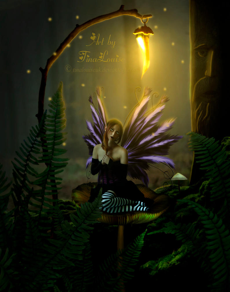 Fairy light by TinaLouiseUk