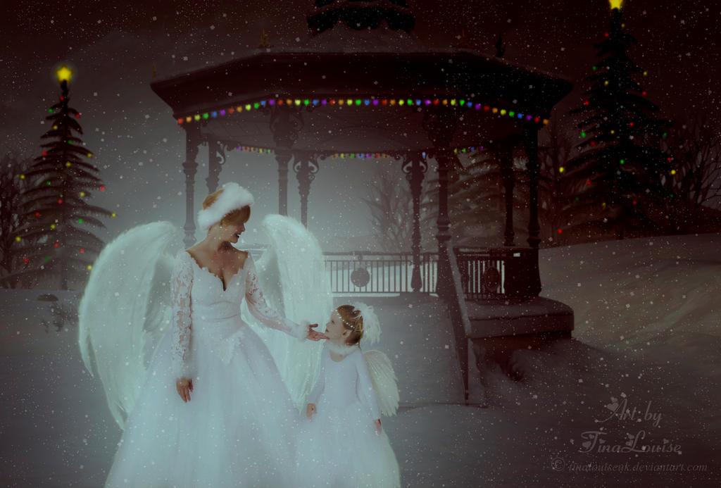 My sweet angel by TinaLouiseUk