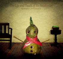 The Life and Death of Mr Potatoman Part 2 by TinaLouiseUk