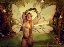Fairy Princess Alisa by TinaLouiseUk
