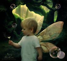 Make a wish by TinaLouiseUk