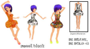 MMD Outfit K003