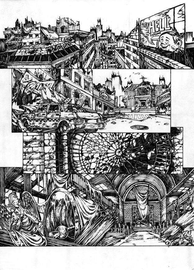 Freelance Illustrator, Character designer, Comic/Manga artist, and Artwork maker