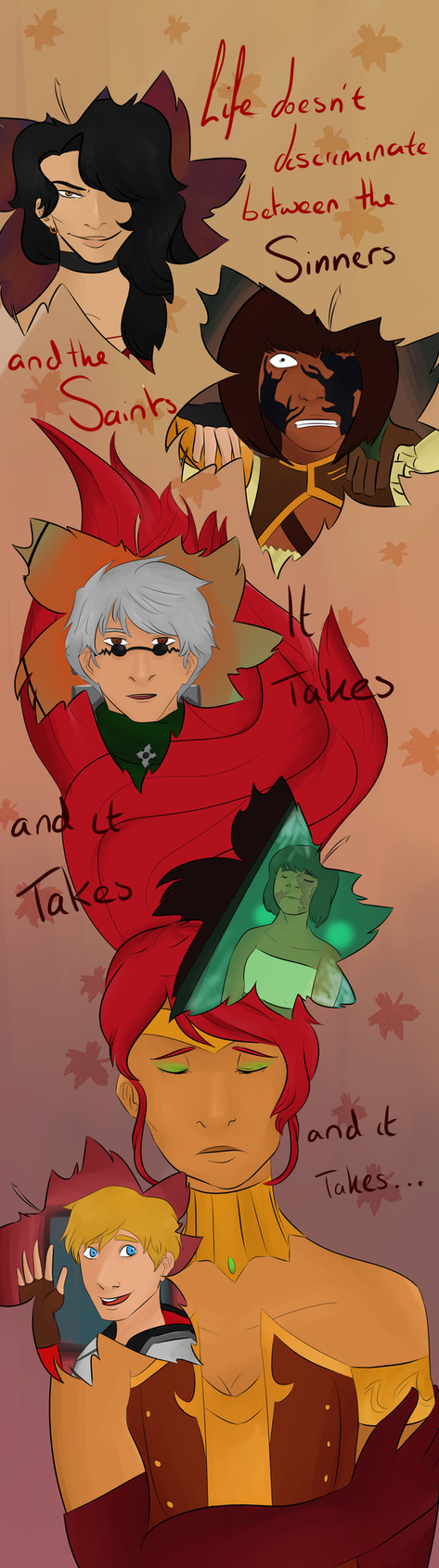 It Takes and it Takes by Natabob
