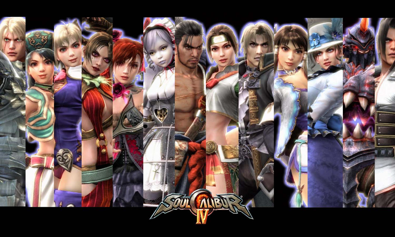 Soul Calibur 4 Wallpaper by ~Nazhuka on deviantART