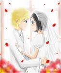 KH-RokuShion:Our Wedding