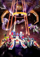 Transformers Classics the Movie by sydew