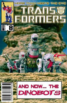 Enter the Dinobots