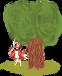 Cicada Hunt [Mango - Summer - Trees]