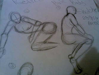More male poses! by JCCVLover