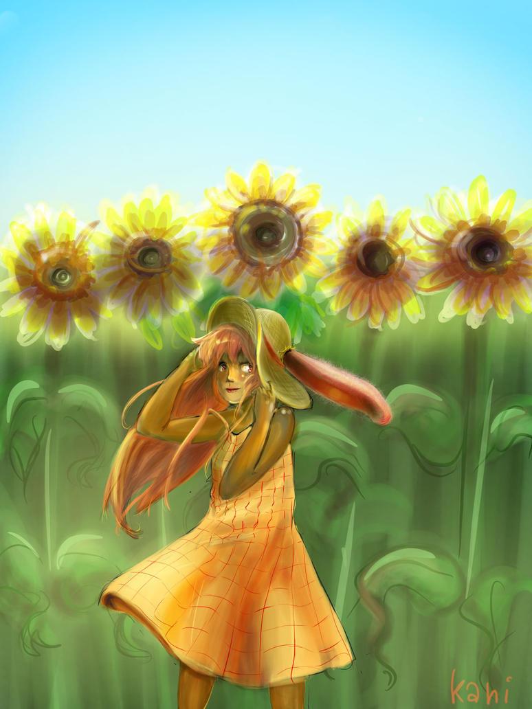 Sunflower by TheAlisssou