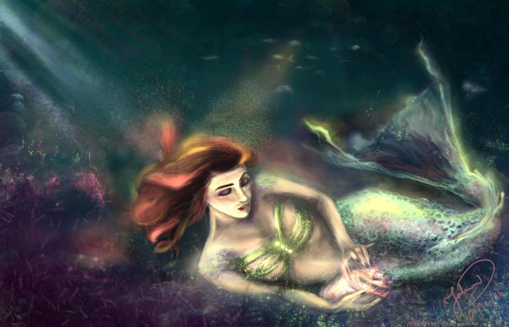 Mermaid Obsession by JoharaT
