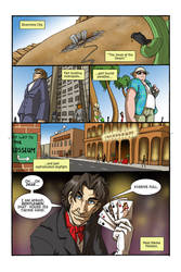Colosseum: Audition p1 by manic-pixie