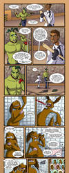 TC: Vs Teddy and Dogfin p1-4 by manic-pixie
