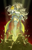 Sailor Eris by manic-pixie