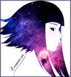 Not so daily sketch #50 - Galaxy