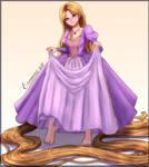 [Commission] - Rapunzel