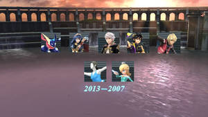All Stars Timeline (2007-2013)