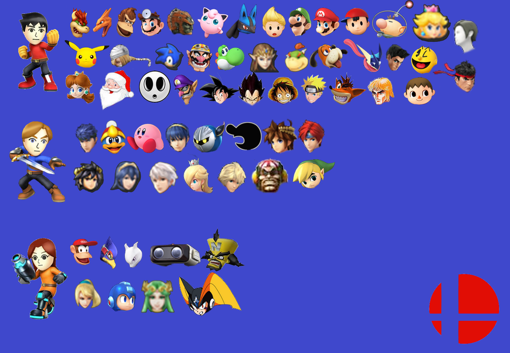 mii fighter costumes idea by corp91 on deviantart