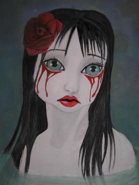 Rose, Originally by Mark Ryden by Slut-Fairy