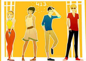 Happy 413! by McSauces13