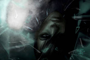 Deus Ex human revolution by Ge-mini