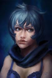 Drakengard 3 - Lady Two