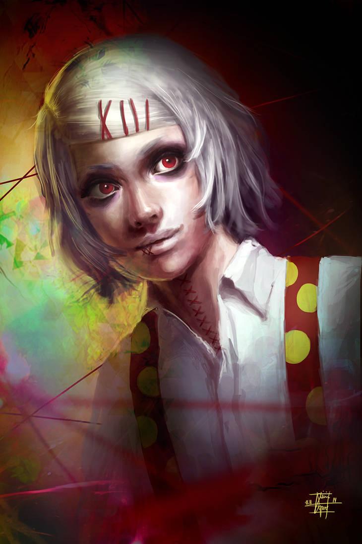 Suzuya - tokyo ghoul