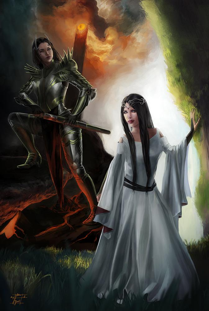 Morgul-Princess by Ge-mini