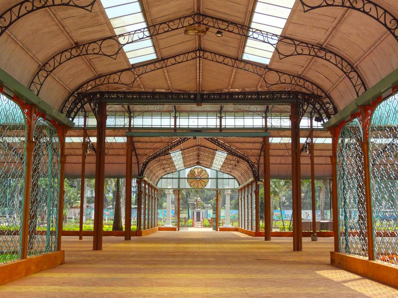 Glass House by sandeep-hegde