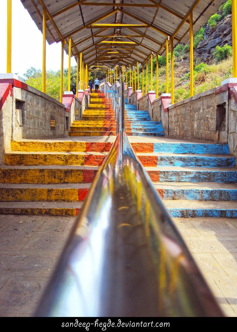Stepping Stone _2 by sandeep-hegde